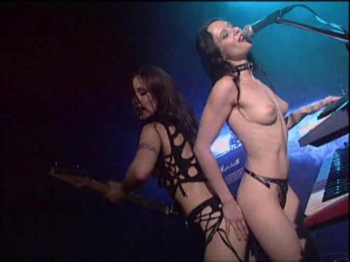 Hot nude band chicks #8